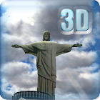 3D Christ the Redeemer LWP icon