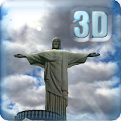 3D Christ the Redeemer LWP