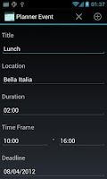 Screenshot of Smart Calendar (Beta)
