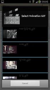 GIF Livewallpaper Maker