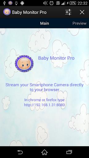 Baby Monitor AV Pro