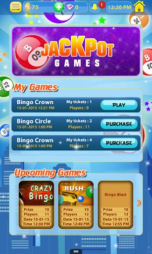 Windfall Bingo