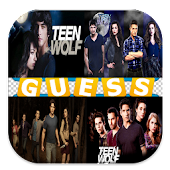 Teen Wolf Game Guess Word