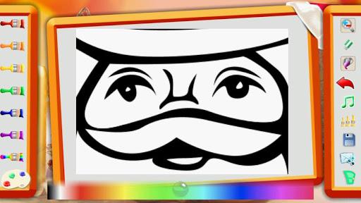 【免費娛樂App】聖誕老人的精靈在平板電腦的顏色-APP點子