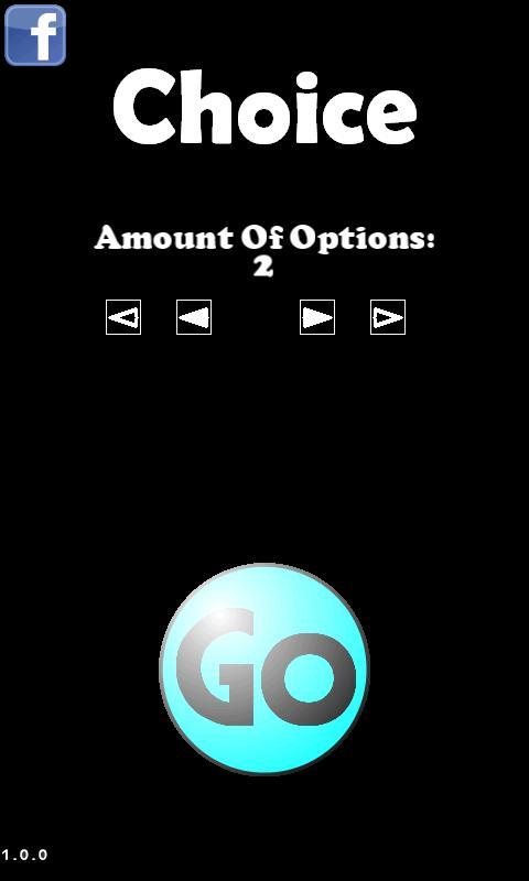 Choice- screenshot