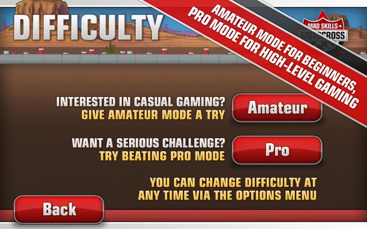 Mad Skills Motocross screenshot #12