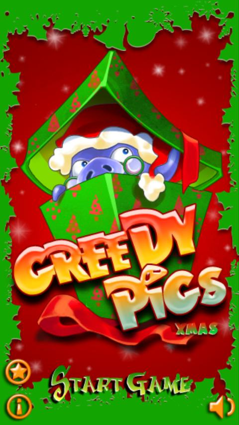 Greedy Pigs X'mas - screenshot