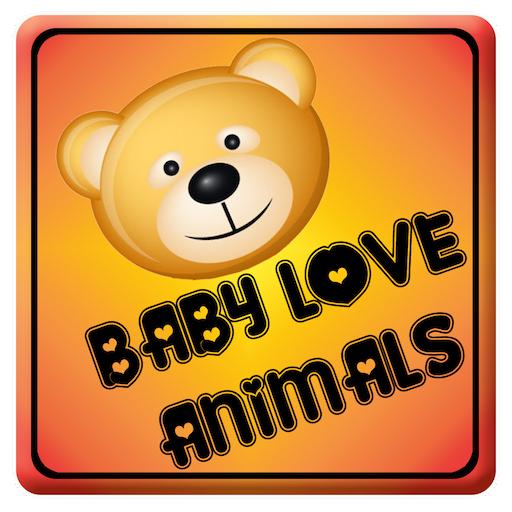 Baby Loves Animals - English LOGO-APP點子
