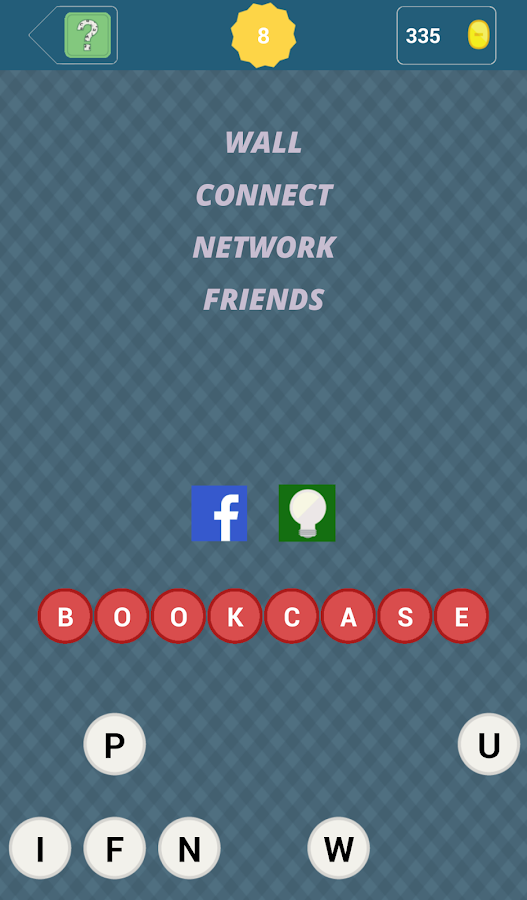 Riddle Me This - Word Game - screenshot