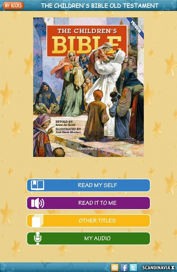 The Children's Bible Book- screenshot