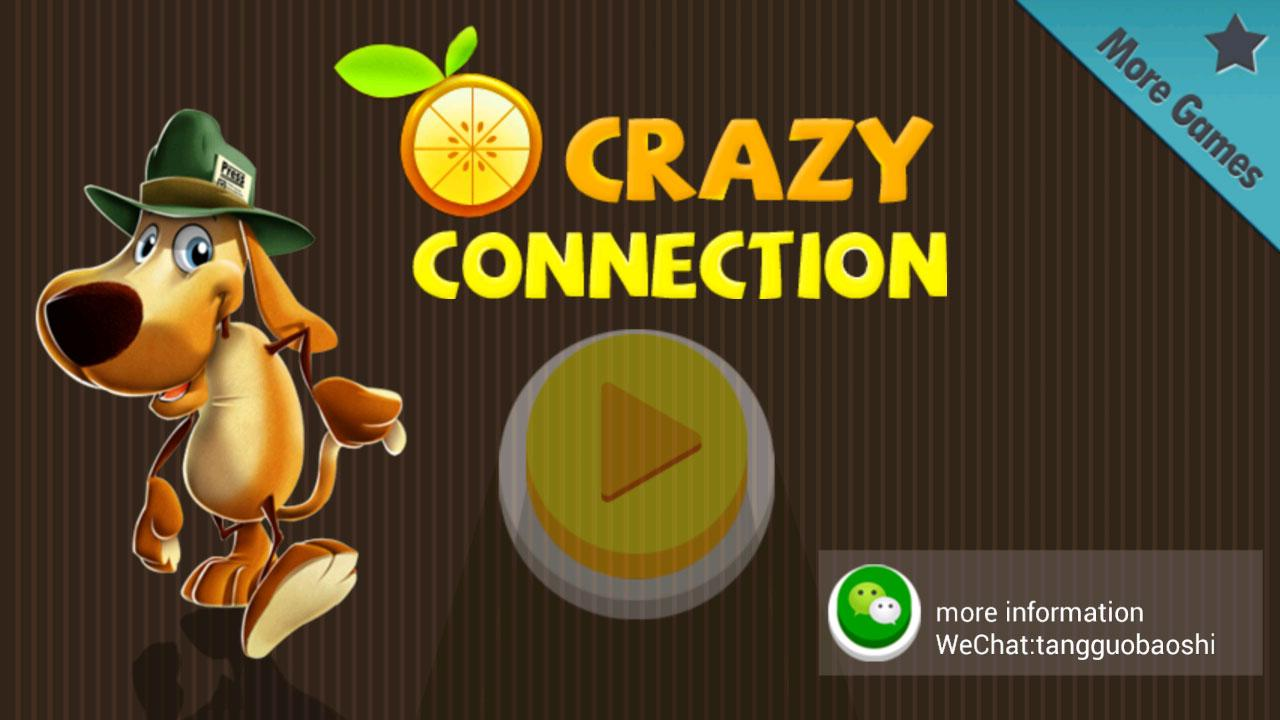 Fruit pop crush game - Crazy Fruit Screenshot