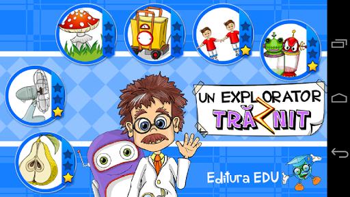 EDU Un explorator traznit