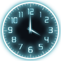 Glow Legacy Clock Widget icon