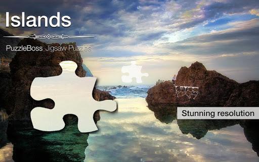 Island Jigsaw Puzzles Demo