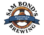 Logo of Sam Bond's Cascadian Dark Ale