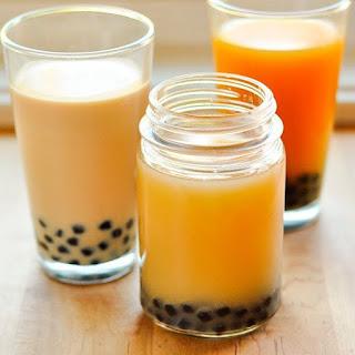 How to Make Boba and Bubble Tea Recipe