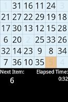 Screenshot of Find Numbers