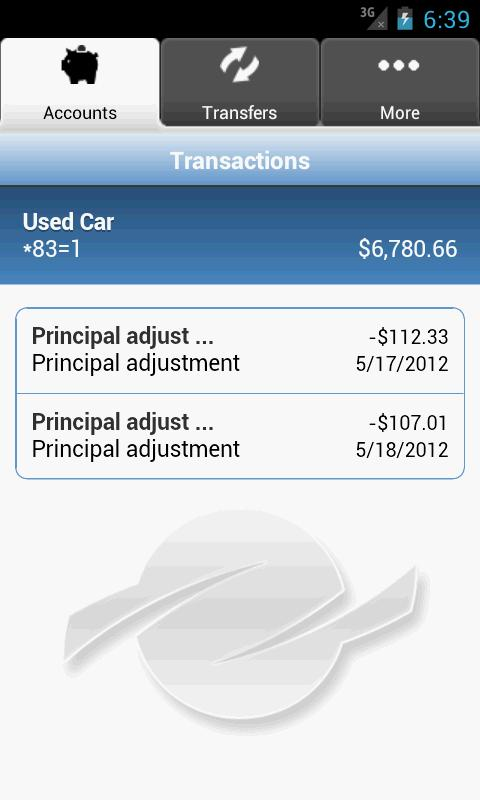 Centris Mobile Banking- screenshot
