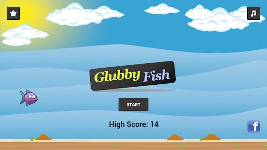 Glubby Fish - 設置金魚