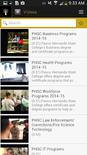 PHSC Mobile- screenshot thumbnail