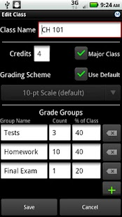 GradeWizard Lite - screenshot thumbnail
