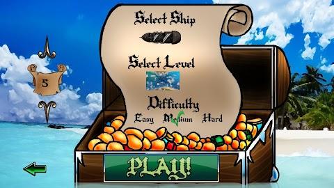 Super Pirate Paddle Battle Screenshot 2
