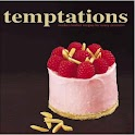 Temptations Cookbook logo
