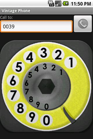 Vintage Phone- screenshot