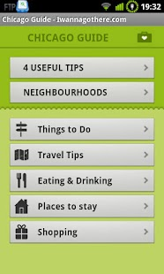 Chicago Travel Guide- screenshot thumbnail