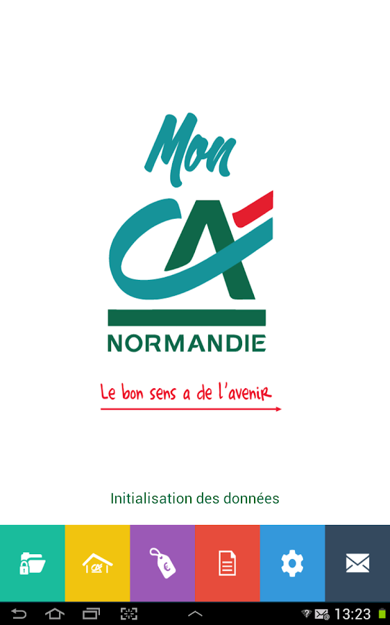 Mon CA Normandie - screenshot