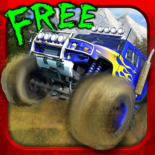 MONSTER TRUCK RACING 賽車遊戲 App LOGO-硬是要APP