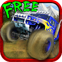 MONSTER TRUCK RACING FREE icon