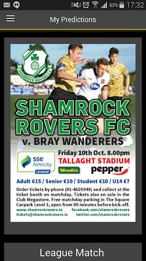 No1Fan - Shamrock Rovers