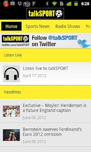 talkSPORT - screenshot thumbnail
