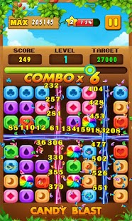 Candy Blast- screenshot thumbnail
