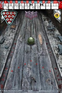 Zombie Bowling - screenshot thumbnail