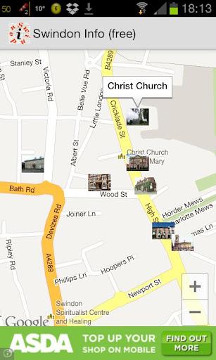 Swindon Info free