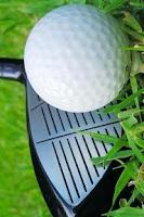 Screenshot of Golf video