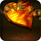 Love 3d Wallpapers icon