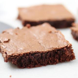 Gluten-Free Sorghum Brownies