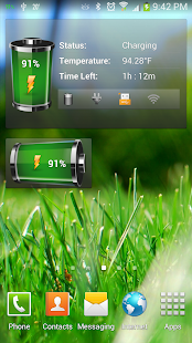 Battery Tools Widget Android
