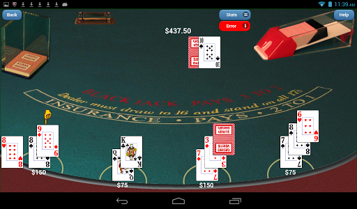 Blackjack 678