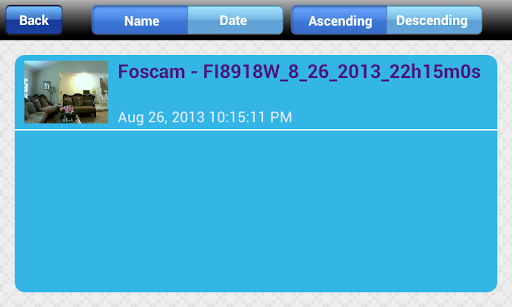 【免費商業App】Foscam Cam Viewer-APP點子