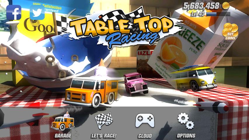 android Table Top Racing Premium Screenshot 8