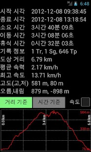 Nadeuli (GPS tracker)- screenshot thumbnail