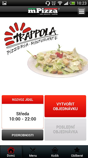 Pizzerie Trappola Ml.Boleslav