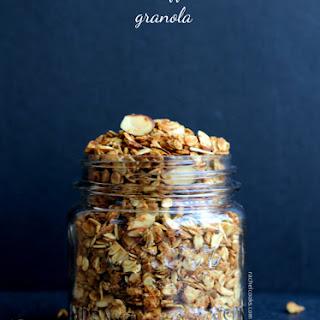 Biscoff Granola