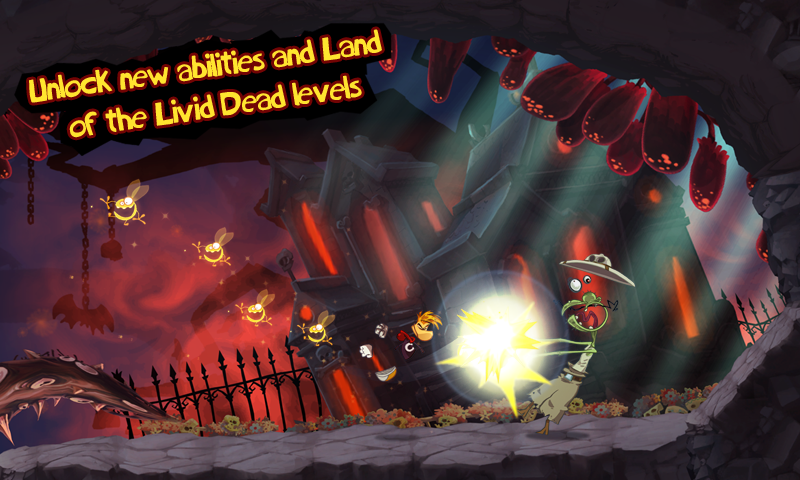Rayman Jungle Run screenshot #15