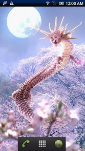 Sakura Dragon Moon Free - screenshot thumbnail