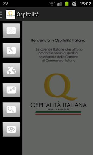 10Q Ospitalità Italiana